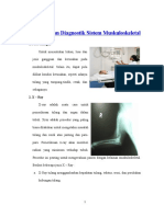 Pemeriksaan Diagnostik Sistem Muskuloskeletal