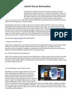 Trik Membeli Hp Android Murah Berkualitas