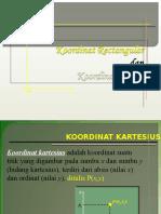 Sistem Koordinat Rectangular