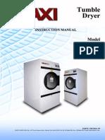 MDDE Dryer Manual