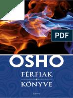 OSHO - Férfiak könyve