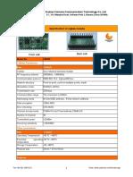 Embedded Zigbee CM200