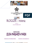 Manual Blogger en misena 2007 simma