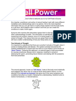Cell Power ECourse