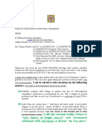 REVISED LETTER  TO GURUJI 28-08-2014.doc