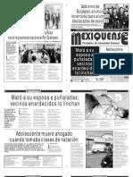 El mexiquense versión impresa 25 febrero 2016