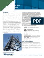 Telecom_appnote Fuel Cell