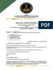OFFICIAL ANNOUNCEMENT DEBT BURDEN LIBERATION - M1 MASTER BOND in English