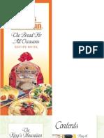Kings Hawaiian Bread Recipe Booklet