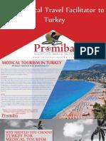 Promıba Medical Tourism in Turkey