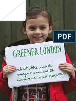A Greener London