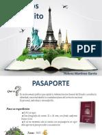 Viajeros en Transito y Aduanas.