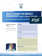 Modelo Pedagogico Castrense
