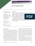 Bone Marrow Evaluation for Pediatric Patients