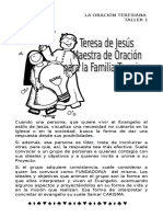 Teresa Maestra de oraci+¦n