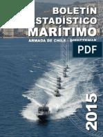Boletin Estadistico Maritimo 2015