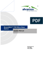 BreezeMAX FDD Ver.3.6 MBST System Manual_080610