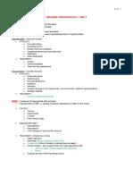 Endocrine Pathophysiology Nursing Notes - Part 2