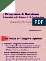 EPS Scarborough 2-25-16