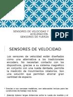 Sensores de Velocidad y Aceleración[1]