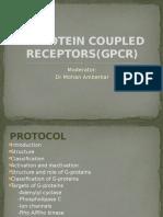 G-protein Coupled Receptors(Gpcr)