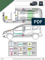 Dacia Rettungsdatenblaetter