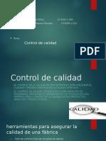 Presentacion Control de Calidad