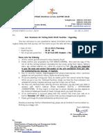 SHAR Permission Letter