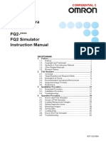 FQ2 Simulator Instruction Manual A
