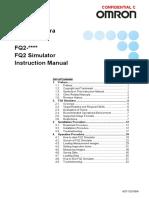 FQ2 Simulator Instruction Manual A