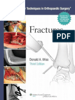 Master Techniques in Orthopaedic Fractures