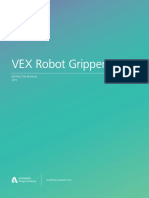 VEXVirtual RobotGripper InstructorManual