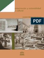 Gestion Para La Preservacion Del Patrimonio Cultural