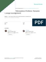 Dynamic Change Management