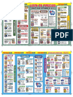 Lista Precios SEP 2015 BLER WEB