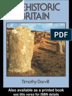 Darvill - Prehistoric Britain
