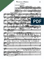 Bellini - I Capuleti e i Montecchi - Eccomi in Lieta Vesta; Oh Quante Volte - vocal score