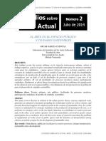Dialnet-ElArteEnElEspacioPublicoYCiudadesSostenibles-5190915