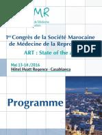 1er Congres de La Societe Marocaine
