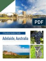 Adelaide Insider Guide