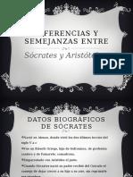 Diferencias y Semejanzas Entre Socrates y Aristoteles