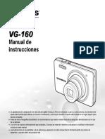 VG-160 Manual de Instrucciones ES
