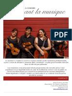 plaquette quatuor ealm