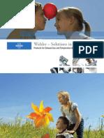 WAHLER Imagebroschuere SERIE En