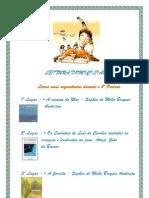 Os livros mais requisitados 2º período 2010