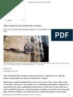 Milan Shopping_ How to Dress Like an Italian