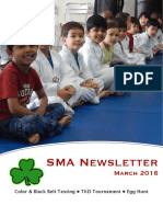 Mar '16 Newsletter