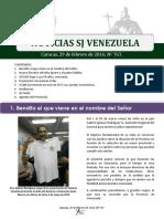 Noticias SJ Nº 767
