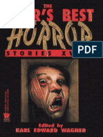 The Year's Best Horror Stories 18