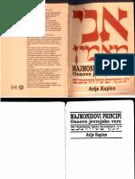 0a9398234d5e Bustan Al Ukul | Maimonides | Jewish Philosophy